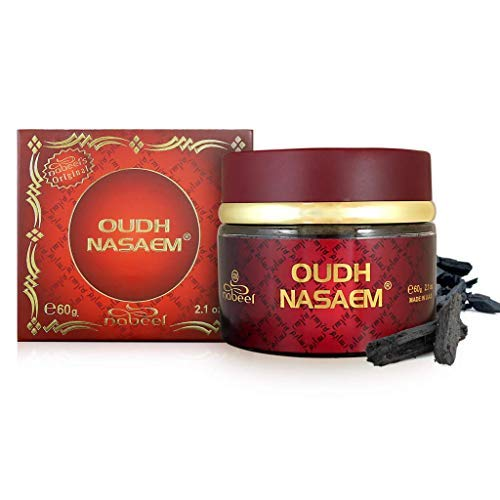 Nabeel Heritage Collection Oudh Nasaem Incense 60 g