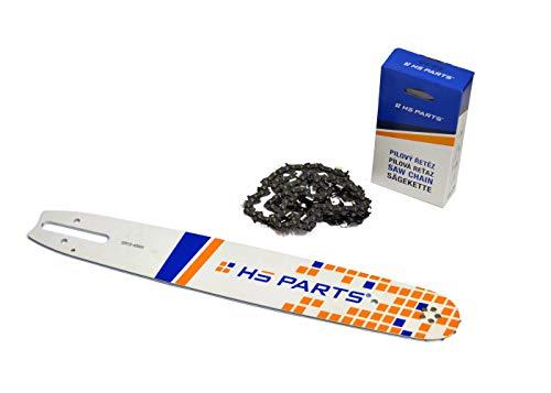 HS PARTS - Kettensägenschwerter, Größe Schnittstablänge: 15