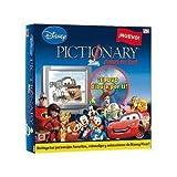 Mattel Pictionary Disney DVD