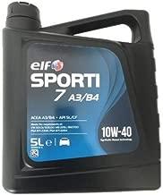 Elf Sporti 7 A3/B4 - Aceite 10W40, 5L