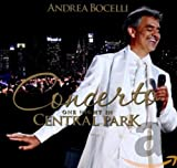 Concerto, One Night in Central Park (Audio CD)