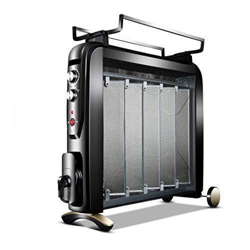NPZ * Calentador eléctrico Cristal Silicona Calentamiento