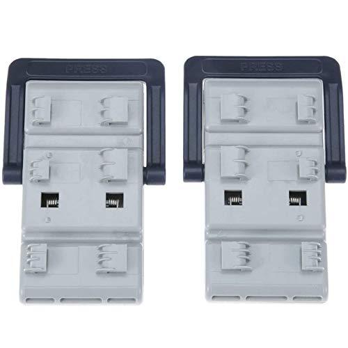 Huante DD82-01121B - Juego de cestas de ajuste de soporte para lavavajillas (2 unidades)