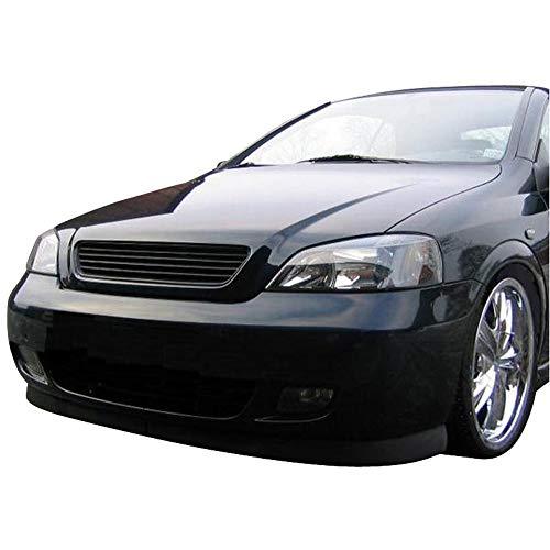 Grill ohne Markenemblem kompatibel mit Opel Astra G 1998-2003