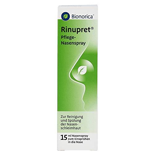 Rinupret Pflege Nasenspray, 15 ml