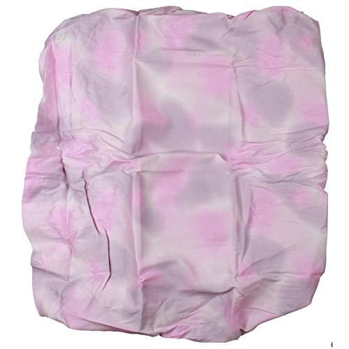Fitted Crib Sheet Butterfly Wonderland By Heidi Klum Pink by Heidi Klum