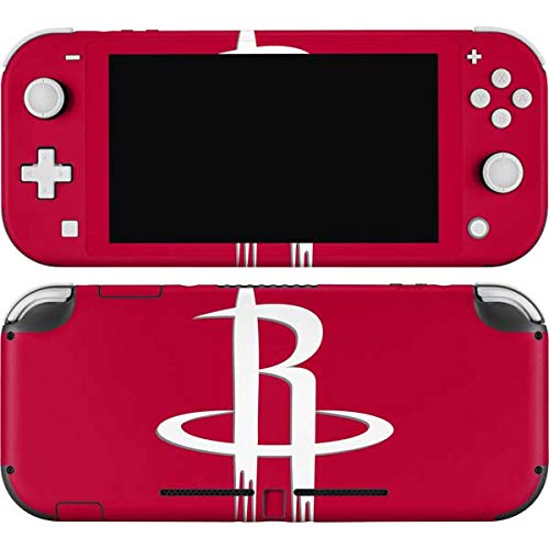 Skinit Decal Gaming Skin Compatible with Nintendo Switch Lite - Officially Licensed NBA Houston Rockets Large Logo Design