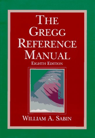 Top gregg reference manual latest edition for 2020