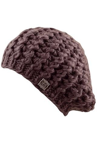 Chillouts Rose Hat 02 Walnut - One-Size