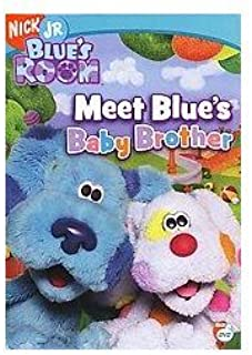BLUE'S CLUES: BLUE'S ROOM - MEET BLUE'S BABY - BLUE'S CLUES: BLUE'S ROOM - MEET BLUE'S BABY