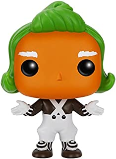 Funko Pop Movies: Willy Wonka-Oompa Loompa Action Figure