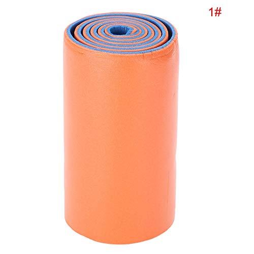 3 soorten EHBO-rails, herbruikbare EHBO-rail overlevingsaccessoires, oranje 92 * 15cm