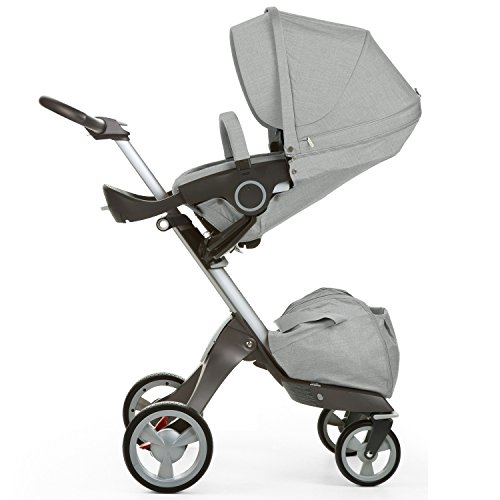 Great Features Of Stokke Xplory Stroller - Grey Melange