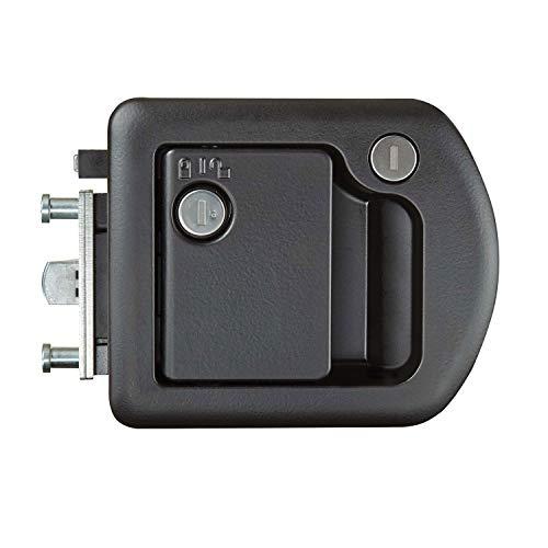 RV Designer T507 Motorhome Entrance Door Lock with Built-in eadbolt for TriMark, Regular