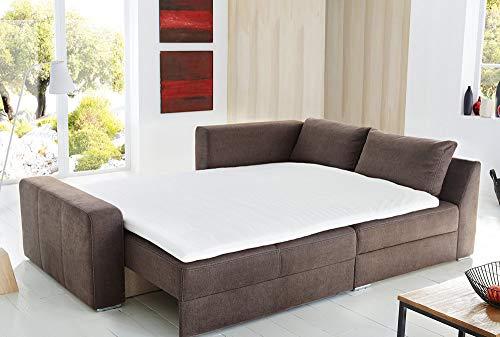 Ecksofa Couch –  günstig lifestyle4living kaufen  Bild 1*