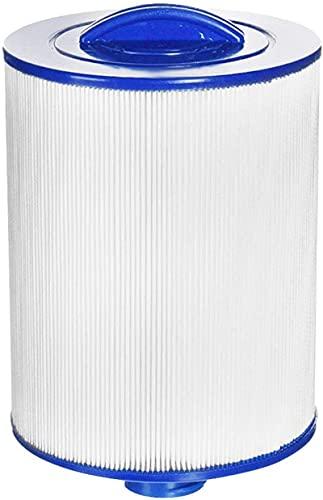 Denkmsd Filtro de spa de repuesto para filtro de hidromasaje Unicel 6CH-940, cartucho de filtro para filtro de Whirlpool, filtro de repuesto para spa, tienda de spa y jacuzzi Pleatco PWW50 (1 unidad)