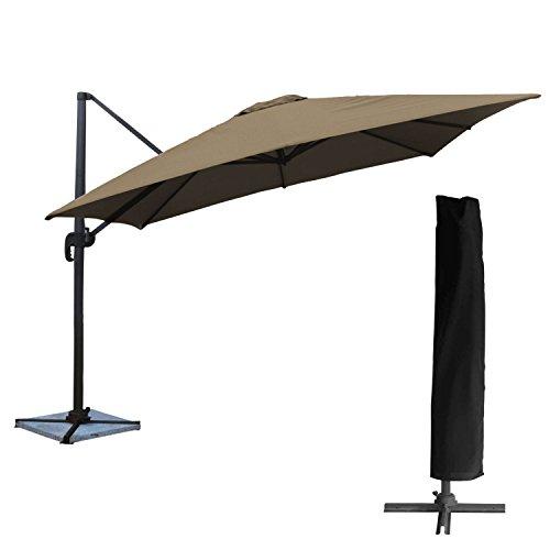 parasol deporte carre
