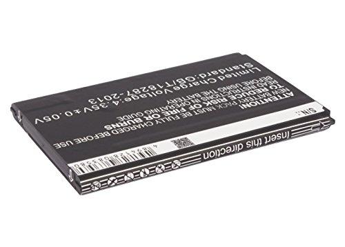 CS-SMN750SL Batería 1800mAh Compatible con [Samsung] Galaxy Note 3 Mini, Galaxy Note 3 Neo, Galaxy Note 3 Neo Duos, Galaxy Note 3 Neo LTE, SM-N7502, SM-N7505, SM-N7506V, SM-N7507, SM-N750K, SM-N750S,