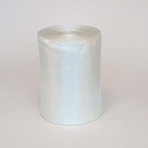 Fiberglass Cloth Tape, 6 oz, 6' Wide by 50 Yards