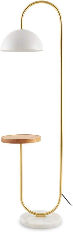 L/ámpara de pie con mesa l/ámpara de pesca n/órdica con marco de madera maciza l/ámpara de mesa vertical t/áctil switch con carga inal/ámbrica interfaz