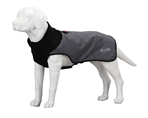Scruffs Thermal Hundemantel Grau 2XS