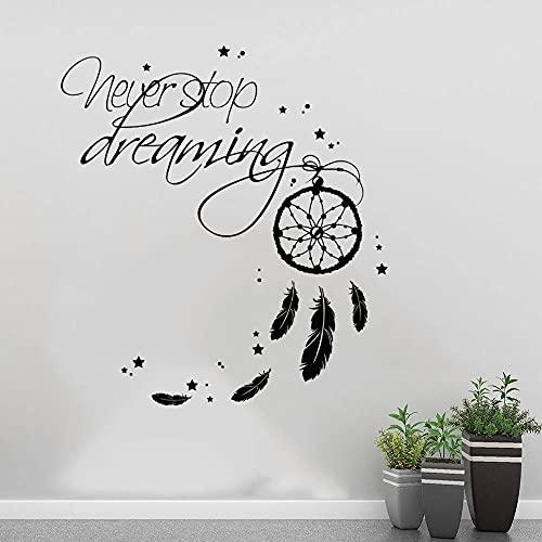 Zdklfm69 Adhesivos Pared Pegatinas de Pared Vinilo extraíble Impermeable Mural Home Living Room Decoración 103x76cm