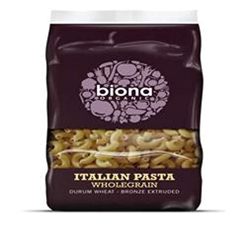Biona - Org Wholewheat Macaroni | 500g | 1 PACK