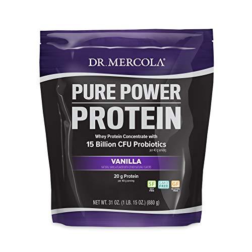 Dr. Mercola Pure Power Protein Powder | Amazon
