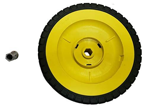 John Deere GX24018 Walk Behind Mower Wheel and Tire Assembly