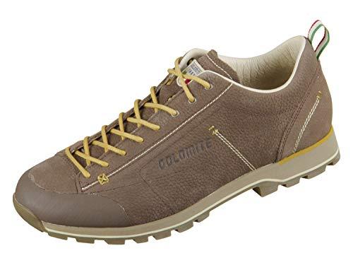Dolomite Herren Zapato Schuh Cinquantaquattro Low LT, Marron Oscuro, 42 EU