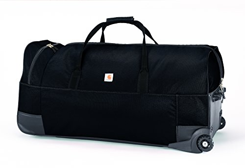 Carhartt LEGACY WHEELED GEAR BAG 36 INCH Reisetasche black 100251 001, keine Angabe