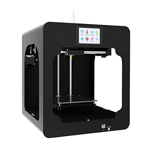 Imprimante 3D Haute Précision, C2 FDM 0.1mm Niveau Bureau Machine, 200W