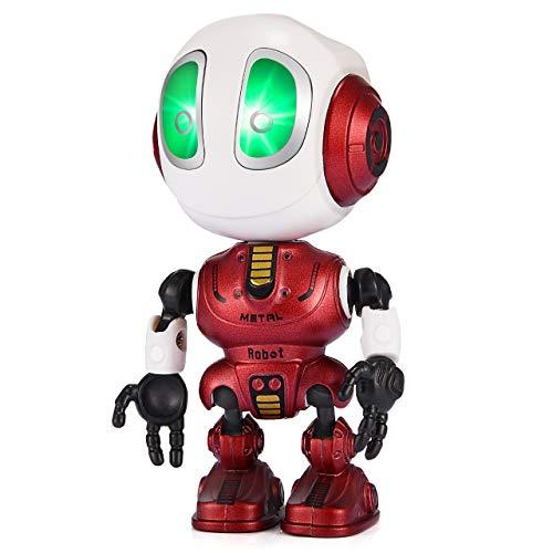 EUTOYZ Talking Robot Repite lo Que Dices: Juguetes educativos para niños de 3 a 8 años