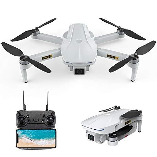 EACHINE EX5 Drone con fotocamera 4K GPS 5G WiFi 1KM FPV 30 min Tempo di volo 229g Ultraleggero Modalità di tracciamento brushless Auto Riconoscimento gesti Posizionamento ottico Drone entry-level