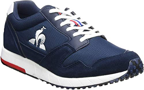Le Coq Sportif Jazy Sport Dress Blue/Optical White, Zapatillas para Hombre