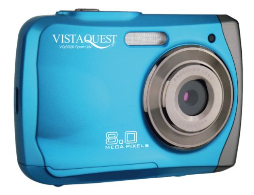 VQ-8920 Sport Blue 8MP Uw Cam