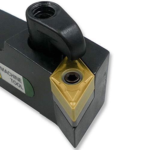 MOUNTAIN MEN 16mm 20mm 25mm MDQNL1616H11 CNC Drehmaschine Bearbeitungs Fräsdorn Außendrehwerkzeuge Halter Boring Metallschneidwerkzeughalter Hartmetall, Nuten, Maschine (Size : MDQNL1616H11)