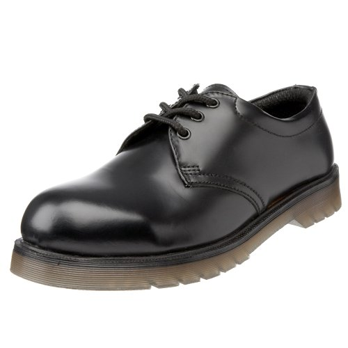 Sterling Safetywear Steel, Scarpe Antinfortunistiche Uomo, Nero (Schwarz (Schwarz), 38 (5 UK)