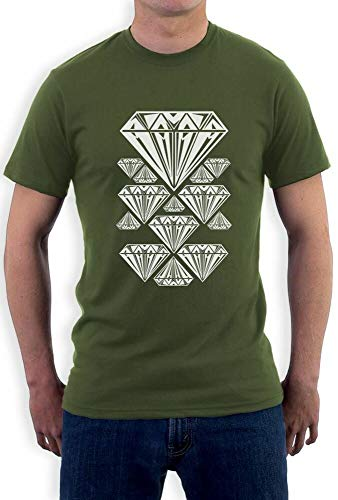 Ln Diamond Tower T-Shirt Cali Kings Swag California Most Dope Hipster Dripping