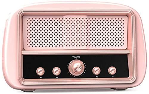 Retro Bluetooth Speaker, Boomer VIVI Vintage Radio FM Radio, Strong Bass Enhancement, Loud Volume,...