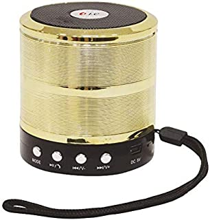 Rechargeable mini Speaker operates USB,Sd Card and Bluetooth