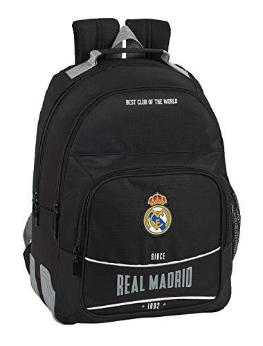 Mochila Safta 612024773 Escolar de Real Madrid  320x150x420 mm