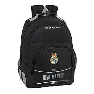 4102qYaRe1L. SS300  - Mochila Safta 612024773 Escolar de Real Madrid, 320x150x420 mm
