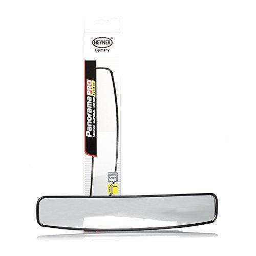 HEYNER® 514100 Premium Panoramaspiegel 430 x 80 mm