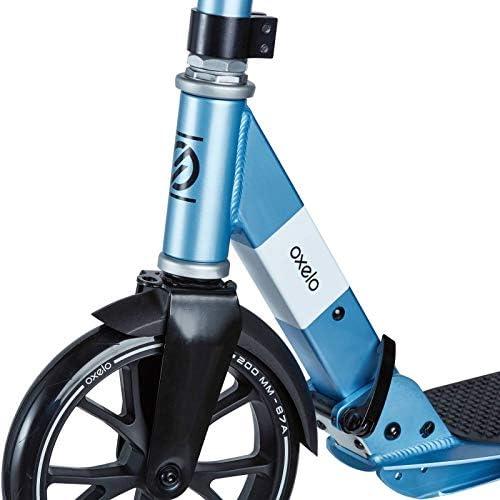 Oxelo Town 5XL - Patinete plegable para adultos (azul ...