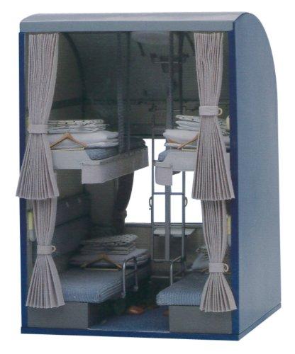 Interior Model Series 24 Train Model Sleeper Ohane24 Play Set
