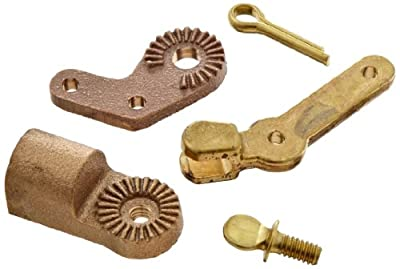 """Robert Manufacturing KB302 Bob 4 Piece Arm Kit for R400 and R900 1"""" Brass Float Valves by Control Devices"""
