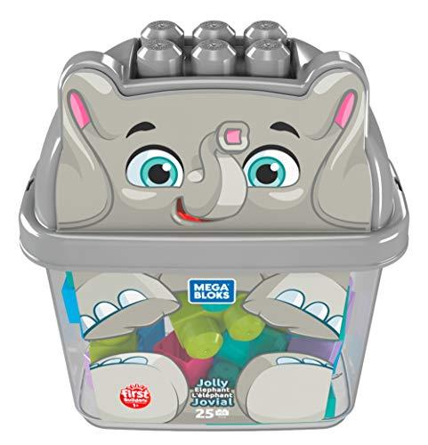 Mattel: Mega Bloks bloques Elefante Feliz