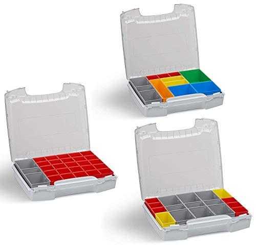 Bosch 0615990H5P i-Rack i-Boxx kit daccessoires 117 pi/èces
