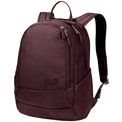 Jack Wolfskin Perfect Day Daypack Unisex, Port Wine, ONE Size